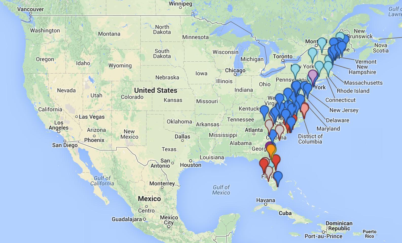 Giacimenti di petrolio: Obama e quelle 'sospette' ispezioni nell'Atlantico