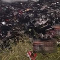 Boeing caduto in Ucraina