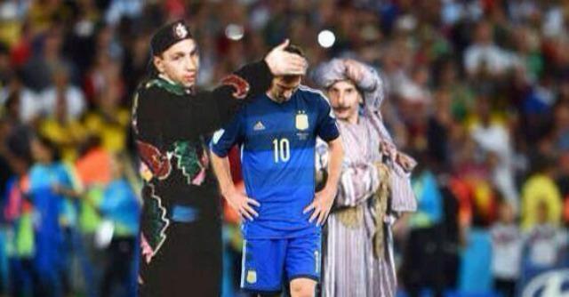 Tutti i protagonisti di Germania-Argentina #FattoFinale (su Twitter)
