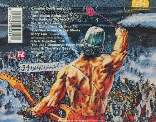 Musica: Frank Zappa, luglio 1982 a Redecesio
