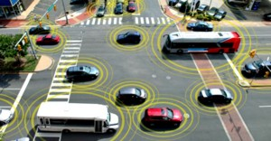 Comunicazione fra veicoli V2V