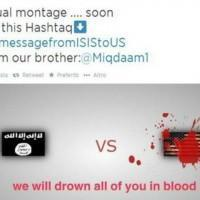 Lo scontro tra i miliziani dell'Isis e gli Usa è esploso anche sul web