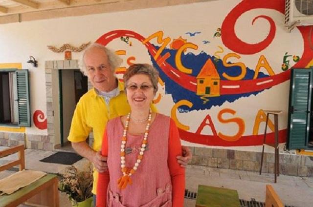 Giorgio Faraggiana e l'ecoturismo in Albania