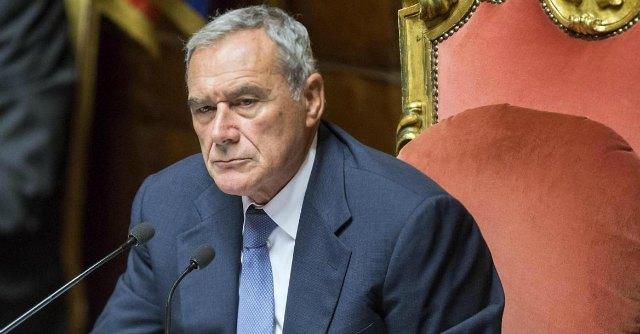 """Consulta e Csm, Grasso: """"Parlamento bloccato perché partiti non trovano intese"""""""