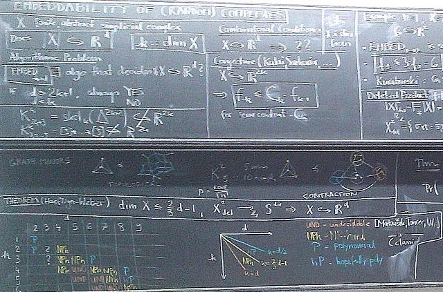 Università: 'Cosa farò da grande?' – II. Il matematico