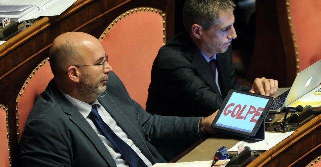 Riforme, il governo va ko con voto segreto su emendamento Sel: è la seconda volta