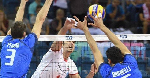 """Mondiali volley 2014, Italia perde contro l'Iran. Berrutto: """"Si può fare meglio"""""""