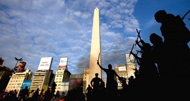 Argentina-proteste