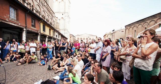 Buskers Ferrara