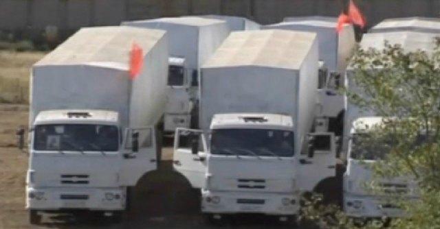 """Ucraina, convoglio di aiuti russo varca la frontiera. Kiev: """"E' invasione diretta"""""""
