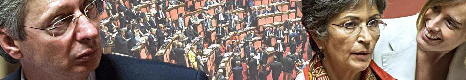 """""""Immunità, scollamento politica-Paese Ho chiesto invano a M5S di votare in aula"""""""
