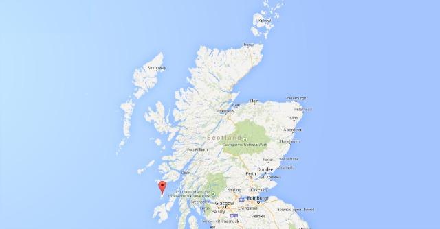 colonsay scotland