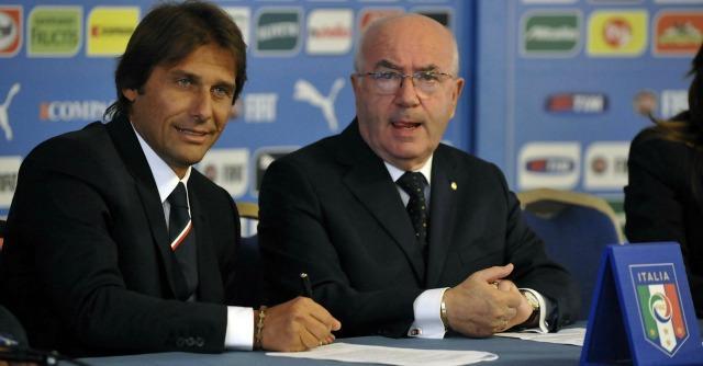 """Antonio Conte è il nuovo ct dell'Italia: """"Non mi farò condizionare da nessuno"""""""