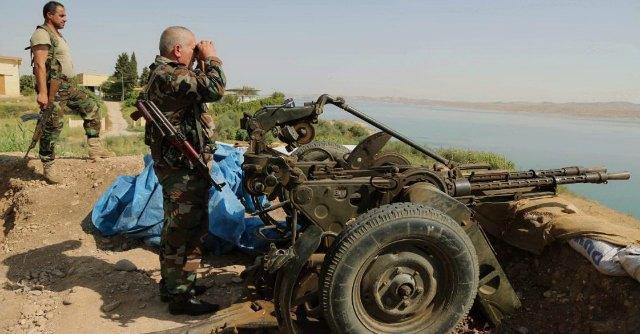 """Iraq, Italia verso il sì all'invio di armi ai curdi. Rete Disarmo: """"Un vero paradosso"""""""