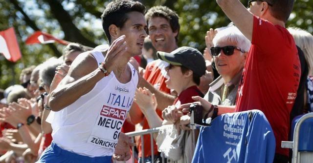 Europei di atletica leggera, secondo oro per l'Italia: Daniele Meucci vince la maratona