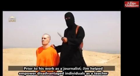 """James Foley, reporter Usa decapitato da jihadisti: """"Vendetta contro raid di Obama"""""""