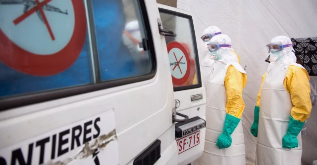 Ebola Msf