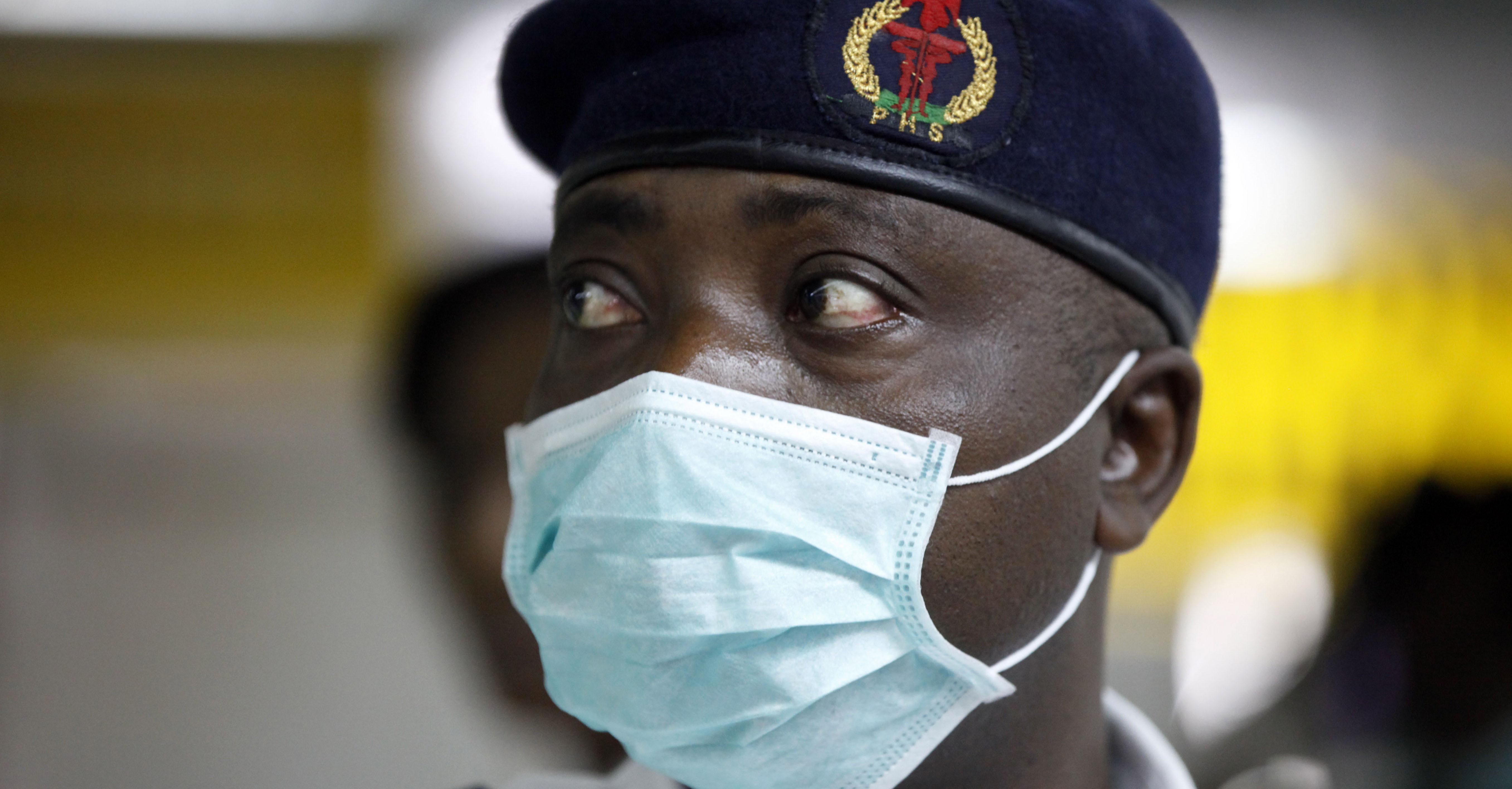 Screening Ebola