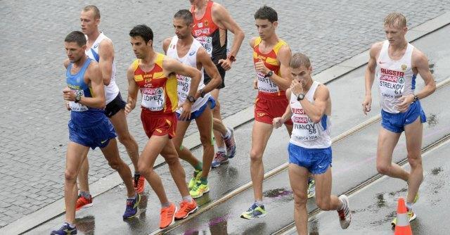 Europei Atletica