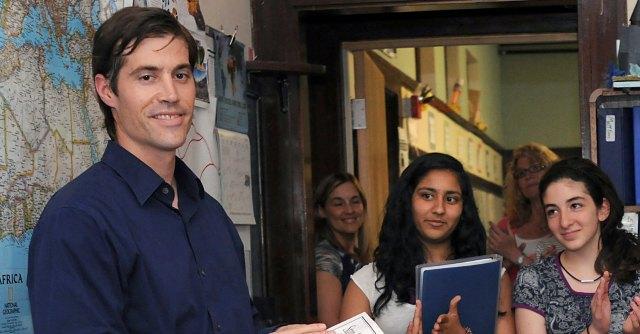 "James Foley, Isis scrisse a famiglia: ""Voi e i vostri cittadini pagherete per i raid"""