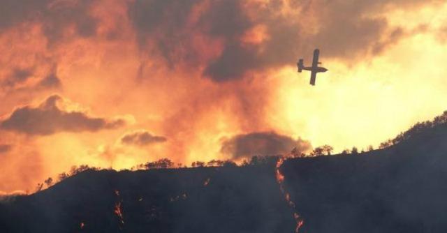 """Tornado, scontro tra aerei ad Ascoli. """"I due caccia volavano molto bassi"""""""
