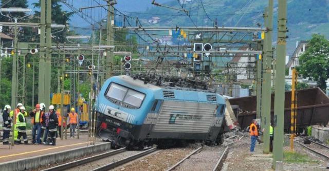 Sesso in ferrovia - 1 1