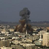 gaza raid
