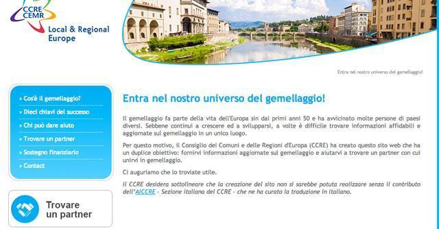 Comuni, gemellaggi all'italiana: passati i festeggiamenti restano i costi pubblici