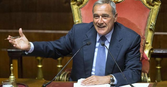 Riforme, le 4 giornate di Grasso: l'anti-Boldrini diventa punching-ball del Senato
