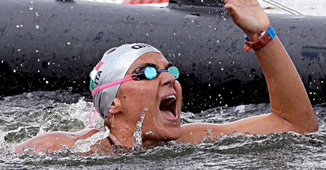 Europei di nuoto, nella 25 km oro a Martina Grimaldi e bronzo a Stochino