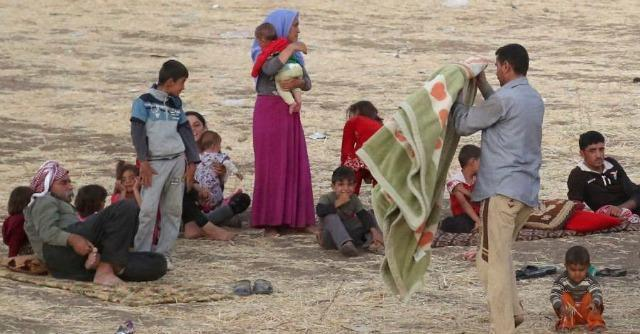 """Iraq, ministro: """"Uccisi 500 Yazidi, donne e bambini sepolti vivi in fosse comuni"""""""