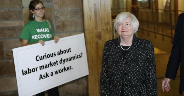"""Jackson Hole, il lavoro al centro della """"Woodstock dei banchieri"""""""