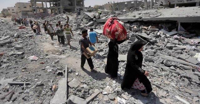 """Gaza, Israele: 'Rapito soldato, tregua finita' Strage di palestinesi, """"colpito un ospedale"""""""