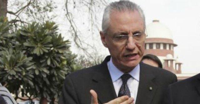 """Marò, ambasciatore chiede rimborso: """"Mi hanno rovinato la recinzione"""""""