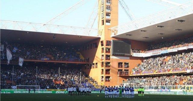 Sampdoria, a Marassi presidente Ferrero sostituisce i raccattapalle con ragazze