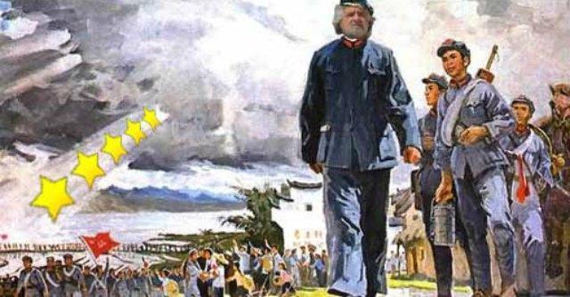 """Grillo: """"Costituzione tradita, lunga marcia dei 5 Stelle per arrivare al governo"""""""