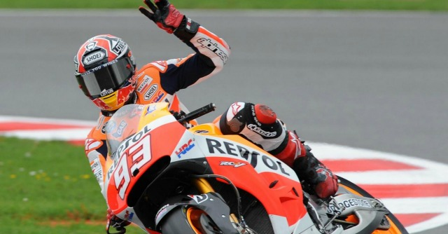 MotoGp, a Silverstone trionfa Marquez: ne ha vinte 11 su 12. Battuto Lorenzo, Rossi 3°