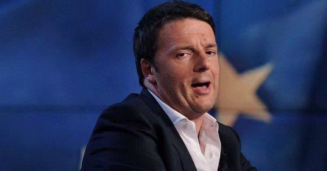 """Renzi: """"Draghi dice parole di buonsenso. Ma l'Europa non sia solo tagli e spread"""""""
