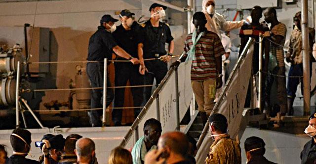 """""""Futuri contrabbandati"""", nel dossier le rotte dei migranti per la Libia"""