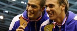 Europei di nuoto All'Italia6 medaglie in una giornata