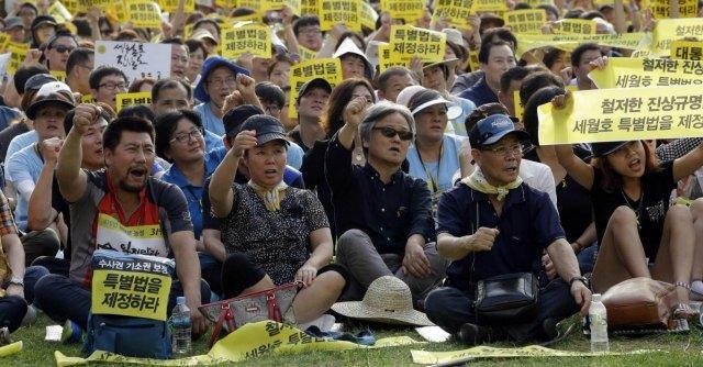 Corea, un milione a Seul per la messa del Papa. Beatificati 124 martiri coreani