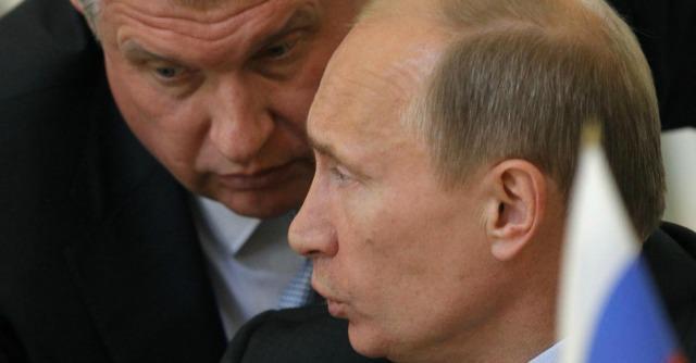 Crisi Ucraina, Rosneft colpita da sanzioni chiede a Mosca 42 miliardi di dollari