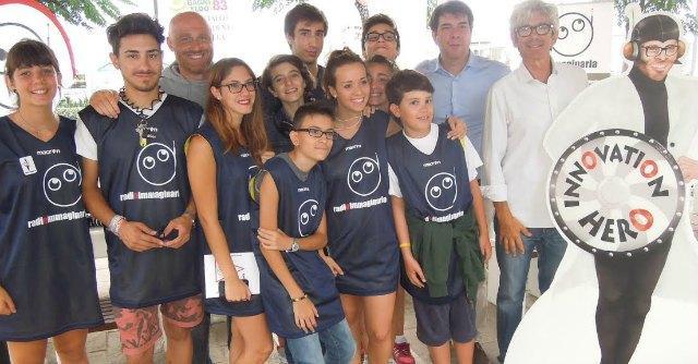 """Riccione, """"Radiocampo GreenTeen"""": energie rinnovabili per """"eroi"""" adolescenti"""