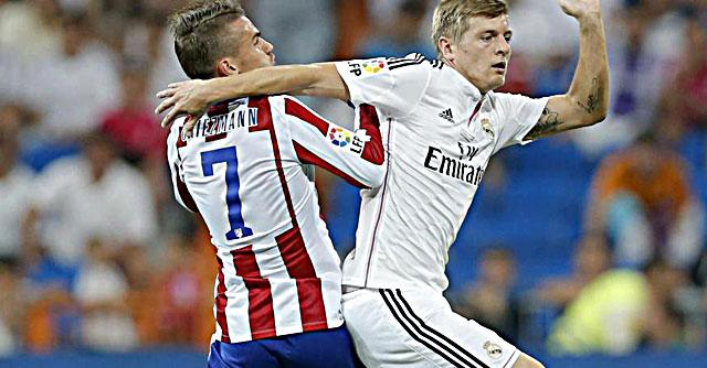 real - atletico madrid