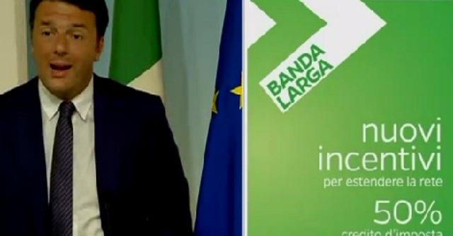 """Sblocca Italia, annunci in libertà. Sgravi a banda larga """"all'insaputa"""" del ministero"""