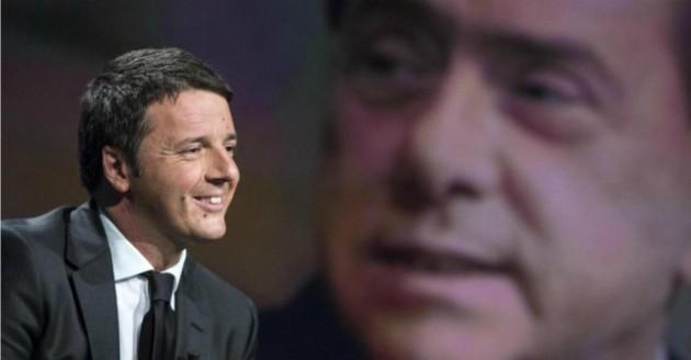 """Legge elettorale, Berlusconi a Renzi: """"Ok a modello che vada bene a entrambi"""""""