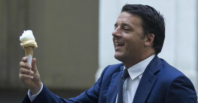 Renzi, dal biberon al gelato. Le sue provocazioni funzionano?