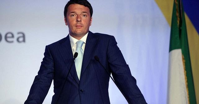"Crisi, Renzi: ""Italia è stata vagone di coda, ma ora è tutta l'Europa in stagnazione"""