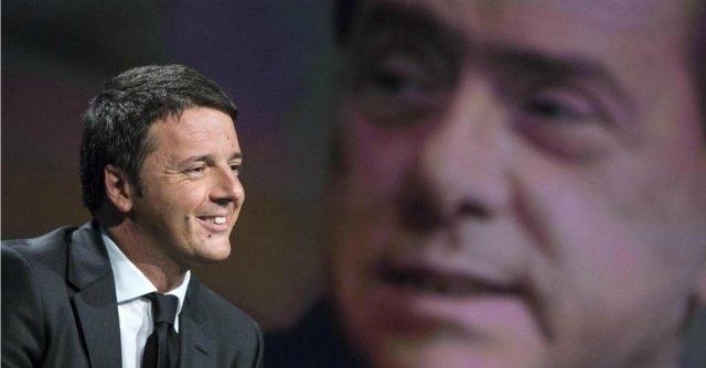 """Patto Renzi-Berlusconi – Matteo e la baldracca: """"Silvio sei tu?"""", """"Ora non fare il pretino…"""""""