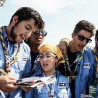 """San Rossore, Renzi alla """"Route"""" degli scout"""